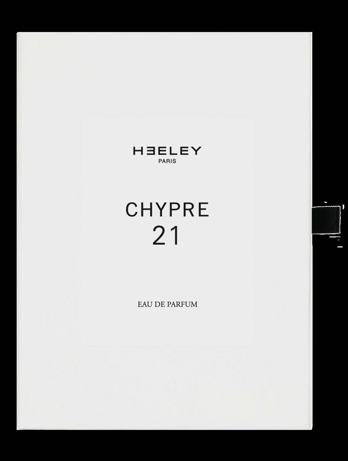 HEELEY-Chypre 21 EdP