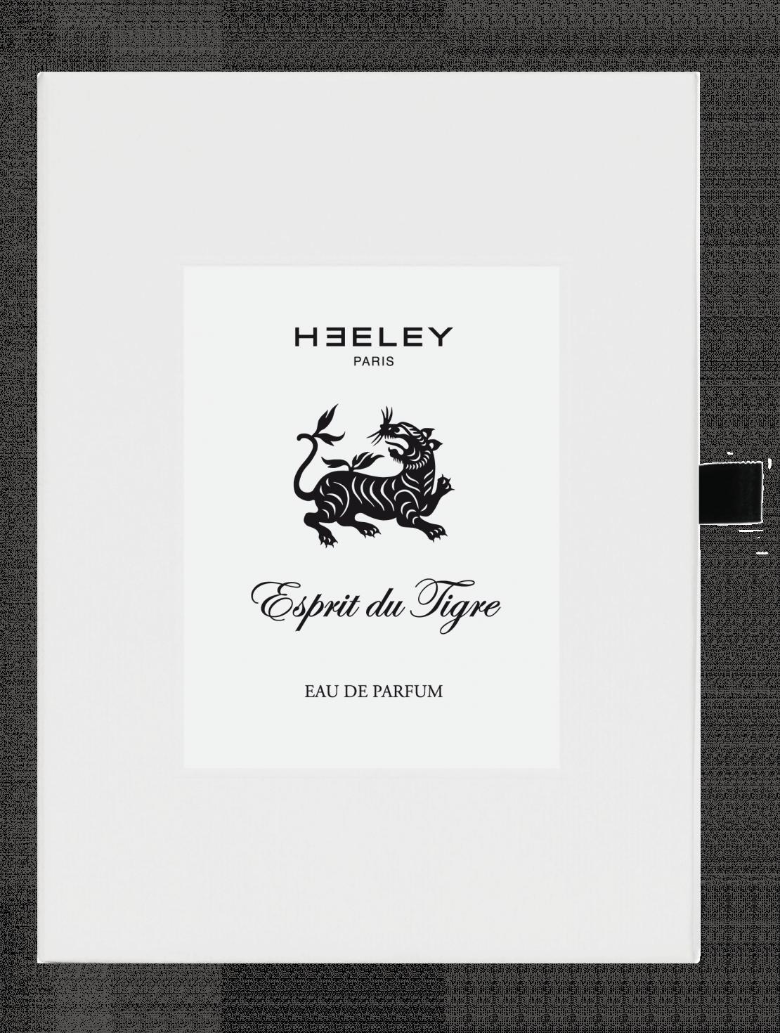 HEELEY-Esprit du Tigre EdP