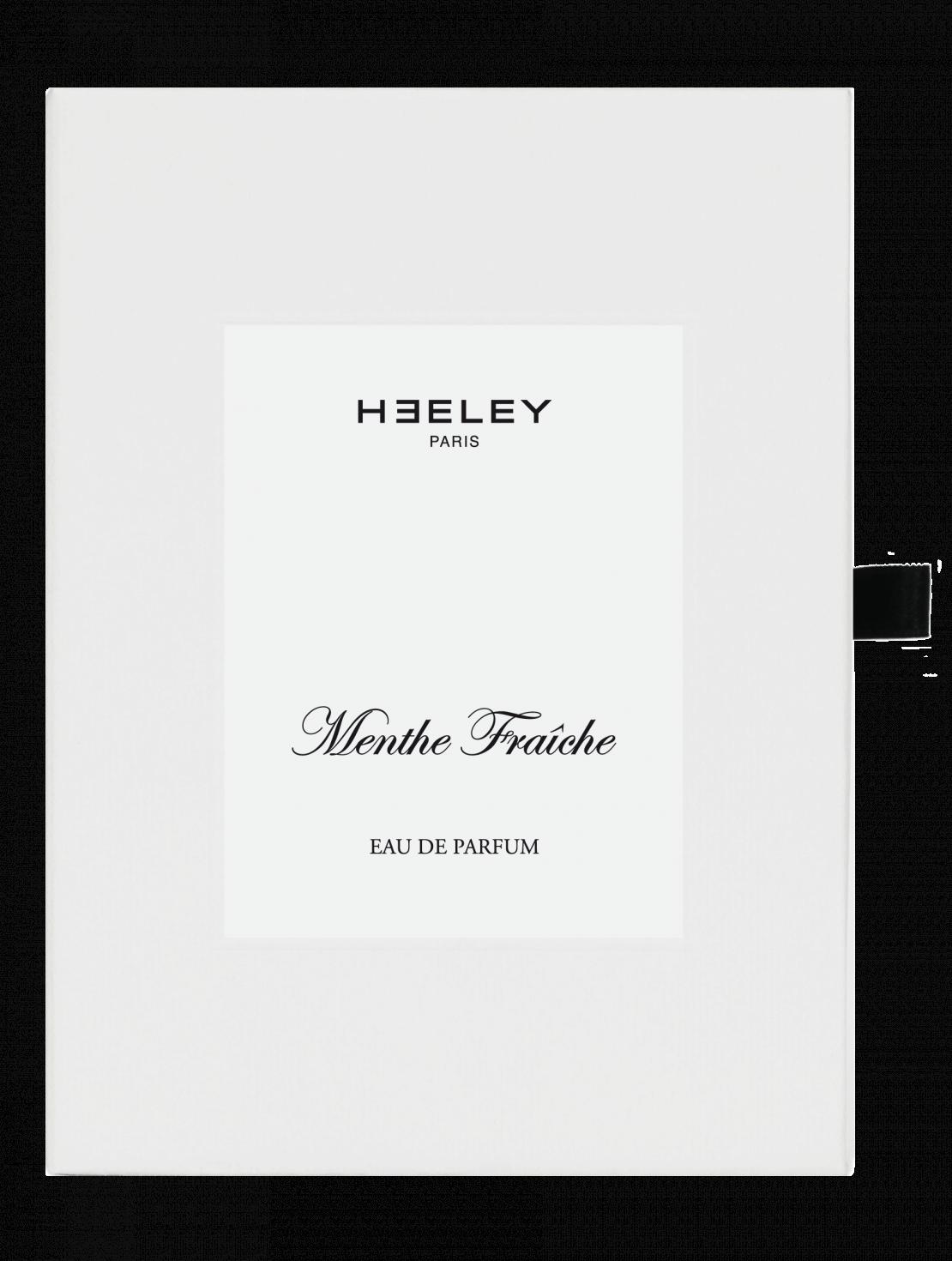 HEELEY-Menthe Fraiche EdP