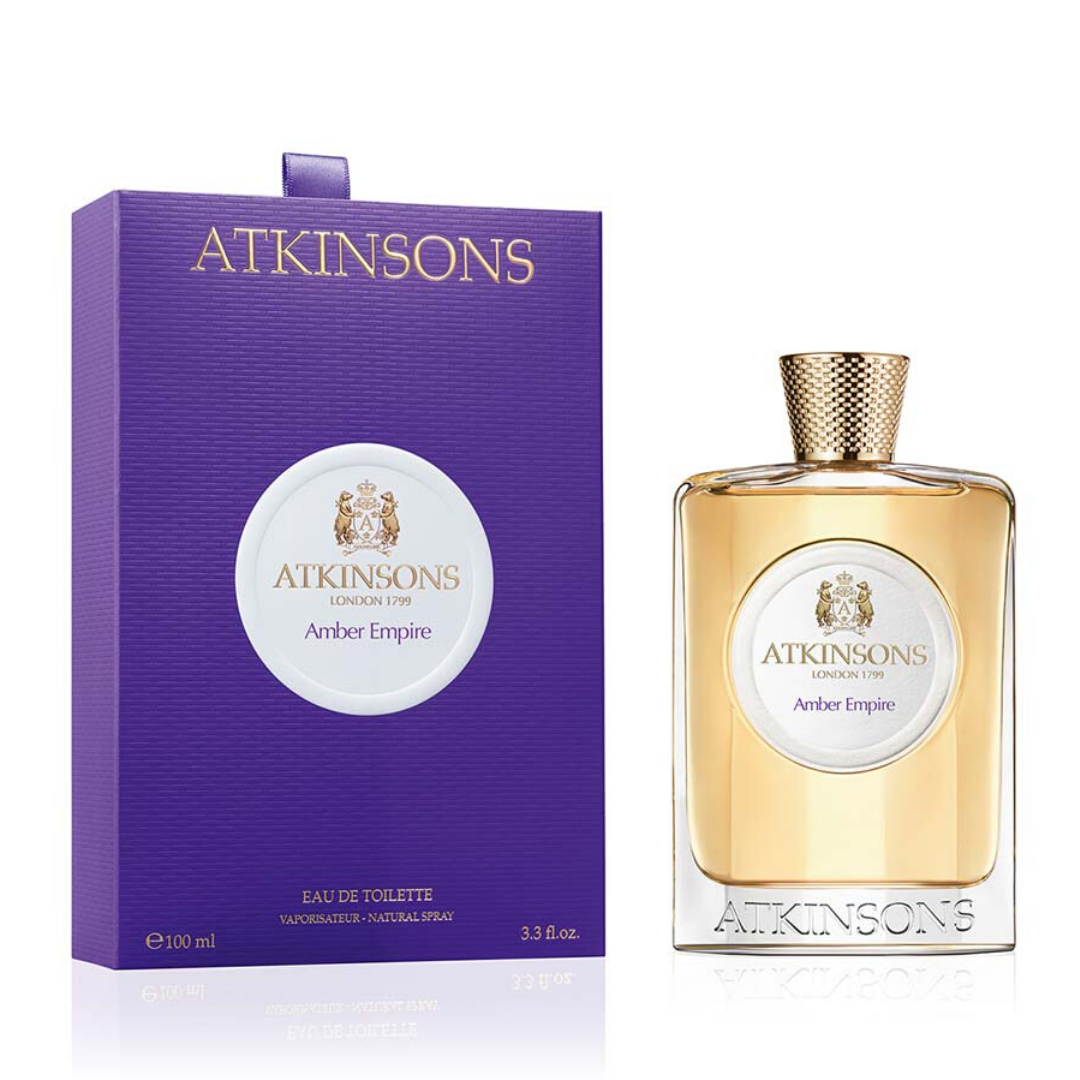 ATKINSONS-Amber Empire EdT
