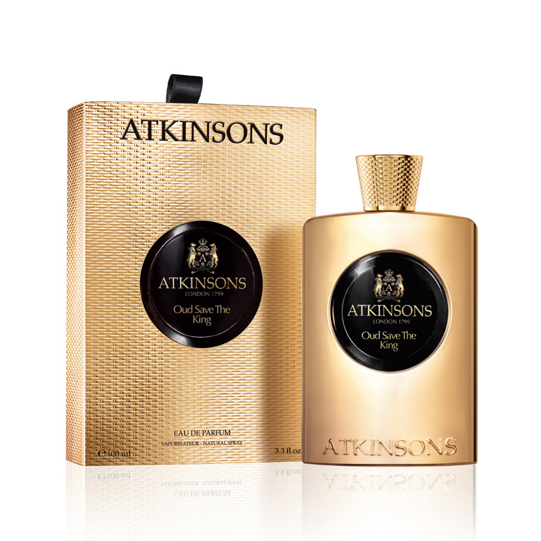 ATKINSONS-Oud Save the King EdP